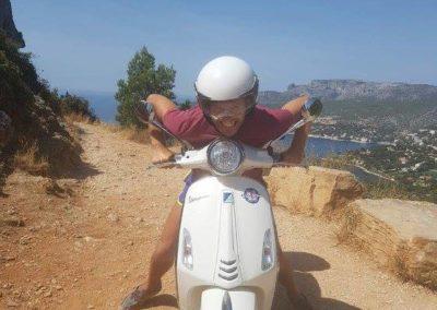 Louer un scooter 3