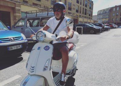 Louer un scooter pour la journée marseille