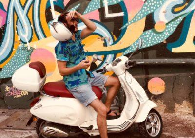 louer un scooter