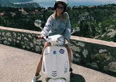 Scooter Location